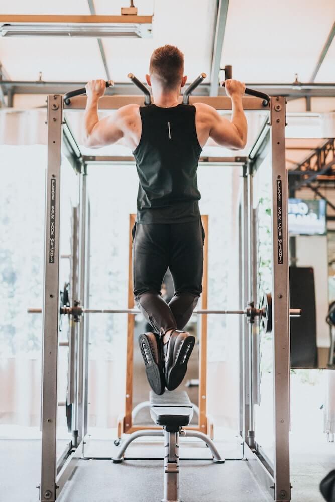 Natural Sports Trainingstipps für Männer